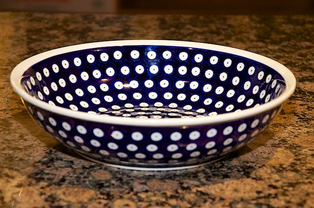 Medium Shallow Bowl 42