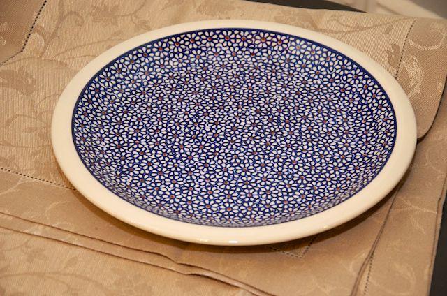 Dinner plate 120