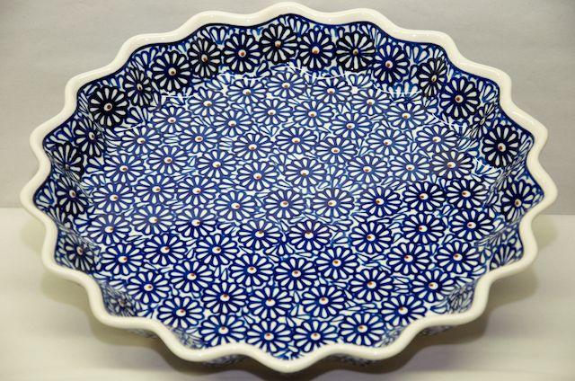 Large Flan Dish 62