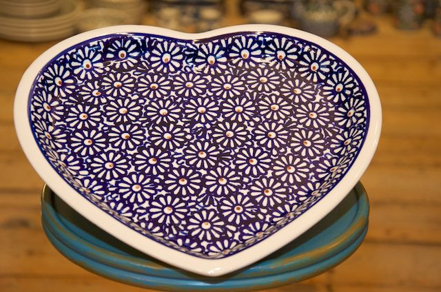 Heart Shaped Plate 62