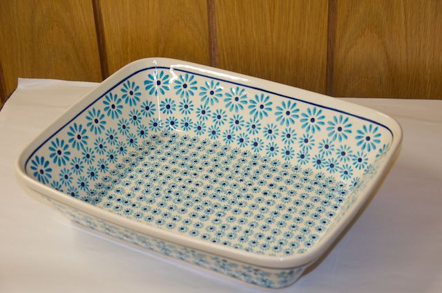 Large Oven Dish 966