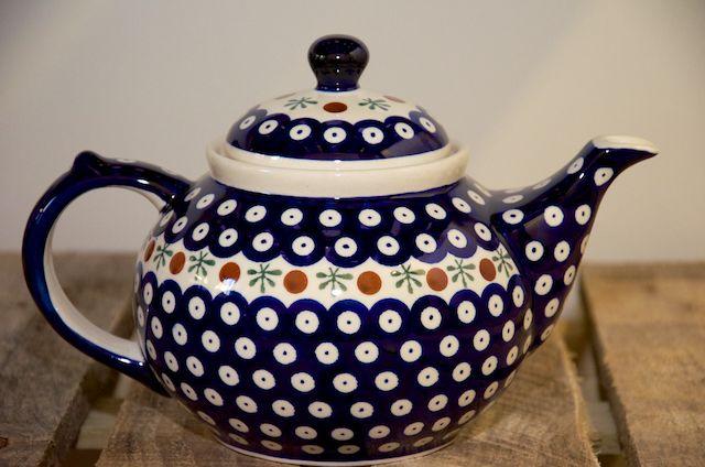 Teapot 1.25 litres 41