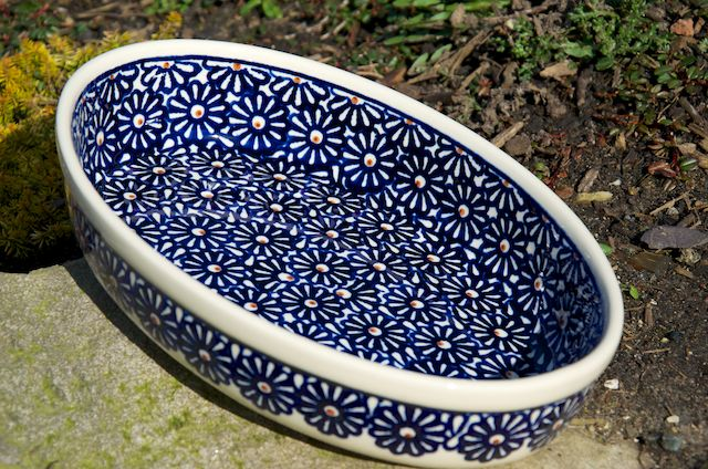 Medium Oval Dish 62