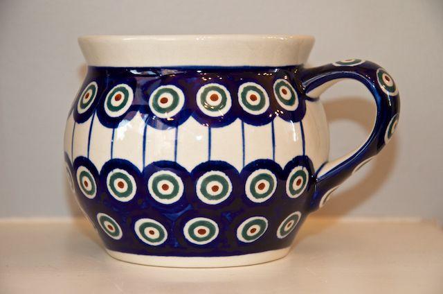 Large Round Mug 8