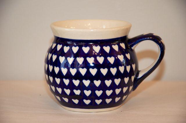 Small Round Mug 1044