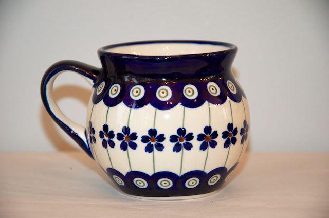 Small Round Mug 166