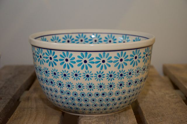 Deep Sided Serving Bowl 985