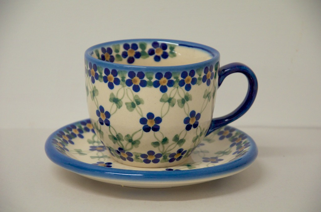 Cup and Saucer A1030