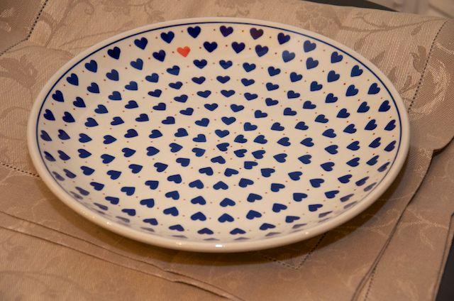 Dinner Plate 668