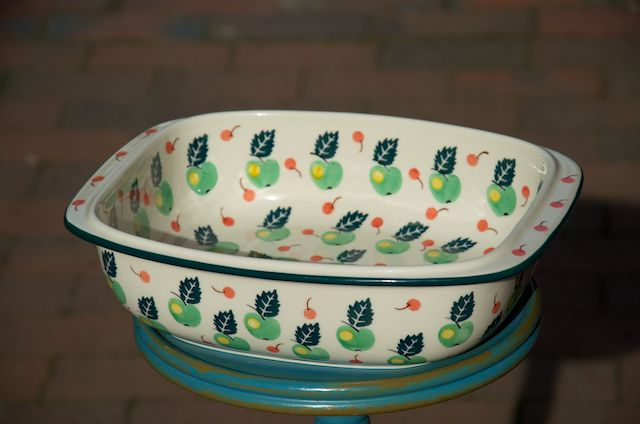 Large Oven Dish A454