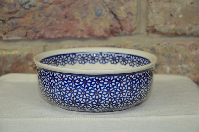 Straight Sided Bowl 120