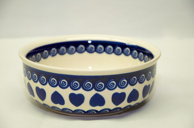 Straight Sided Bowl 467