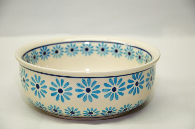 Straight Sided Bowl 966