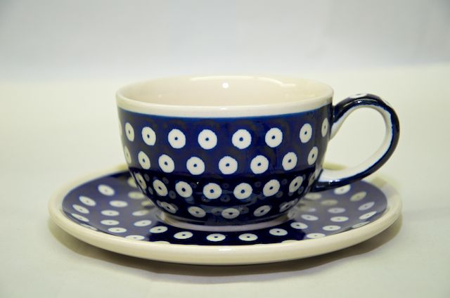 Cup and Saucer 42