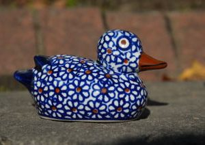 Duck Ornament 120