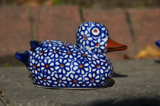 Duck Ornament 120