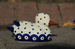 Duck Ornament 28