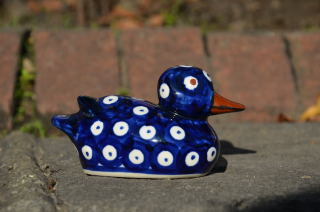 Duck Ornament 42