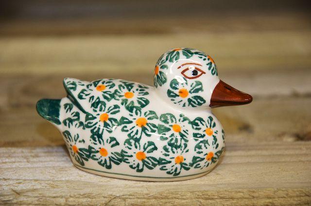 Duck Ornament 921