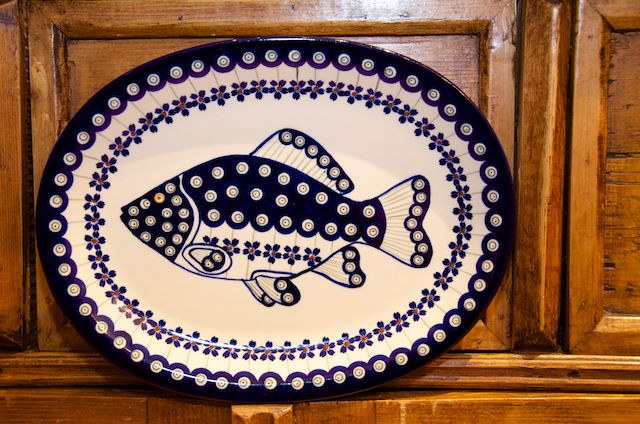 Fish Plate 341