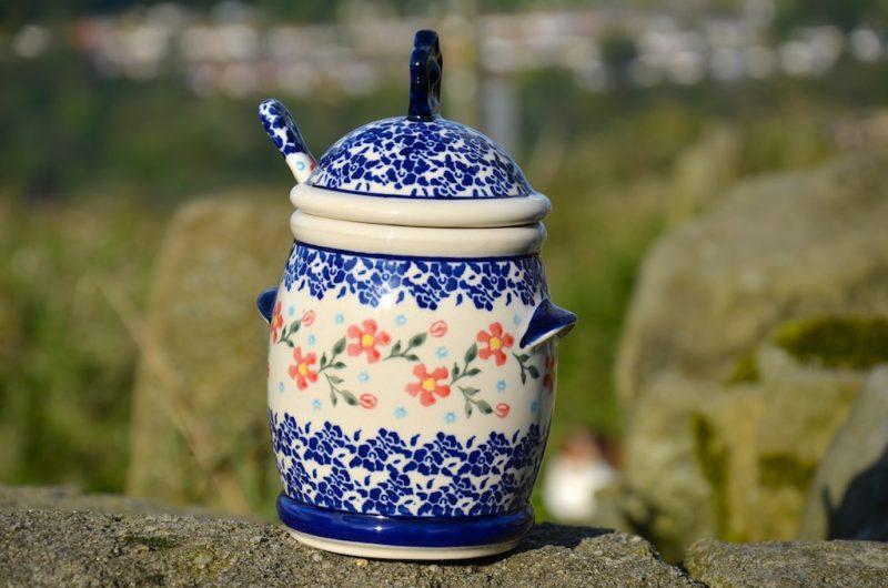 Honey & Jam Pots