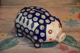 Pig Money Box 56