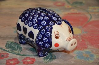 Pig Money Box 467