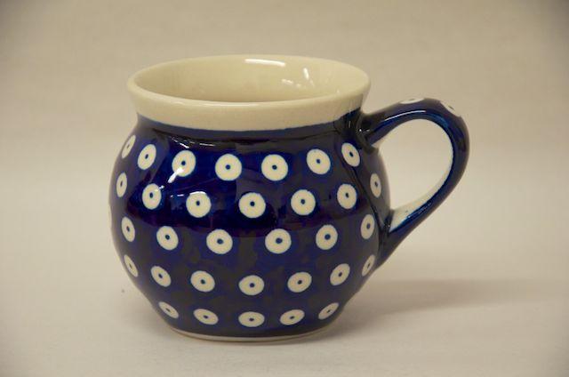 Small Round Mug 42