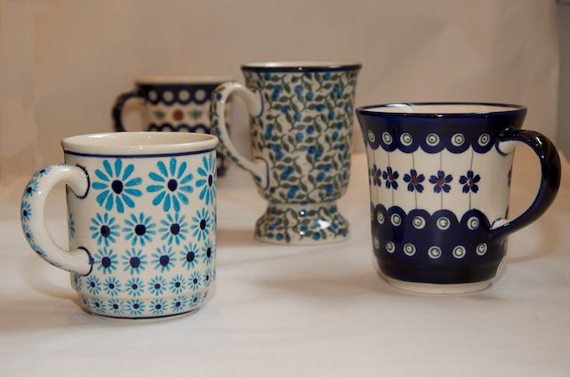 Curved & Straight Mugs