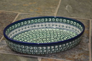 Medium Oval Dish 59