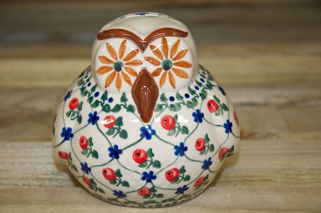 Owl Money Box 68