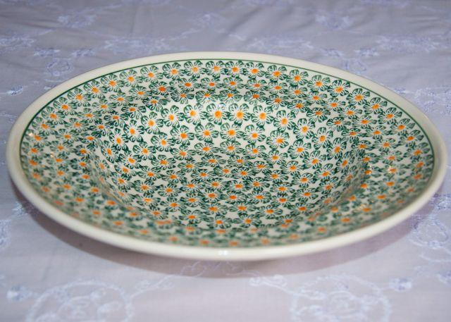Pasta Plate 671