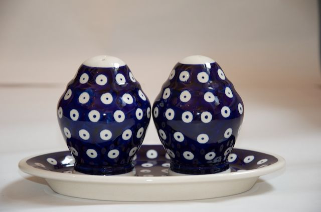 Salt and Pepper Cruet 42
