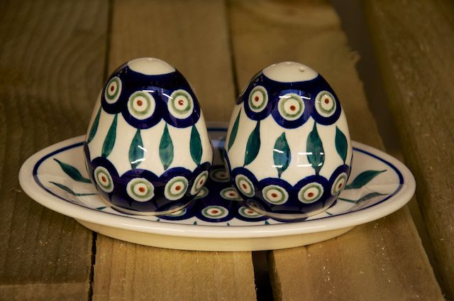 Salt and Pepper Cruet 56