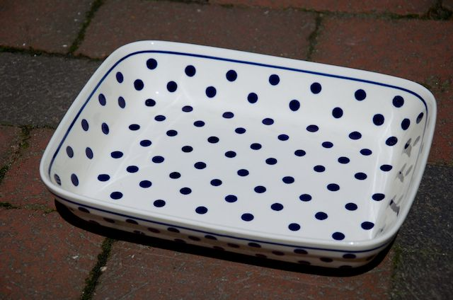 Shallow Oven Dish 37