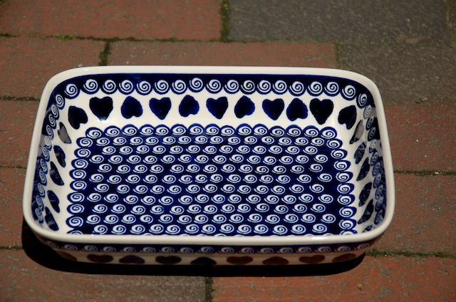 Shallow Oven Dish 467