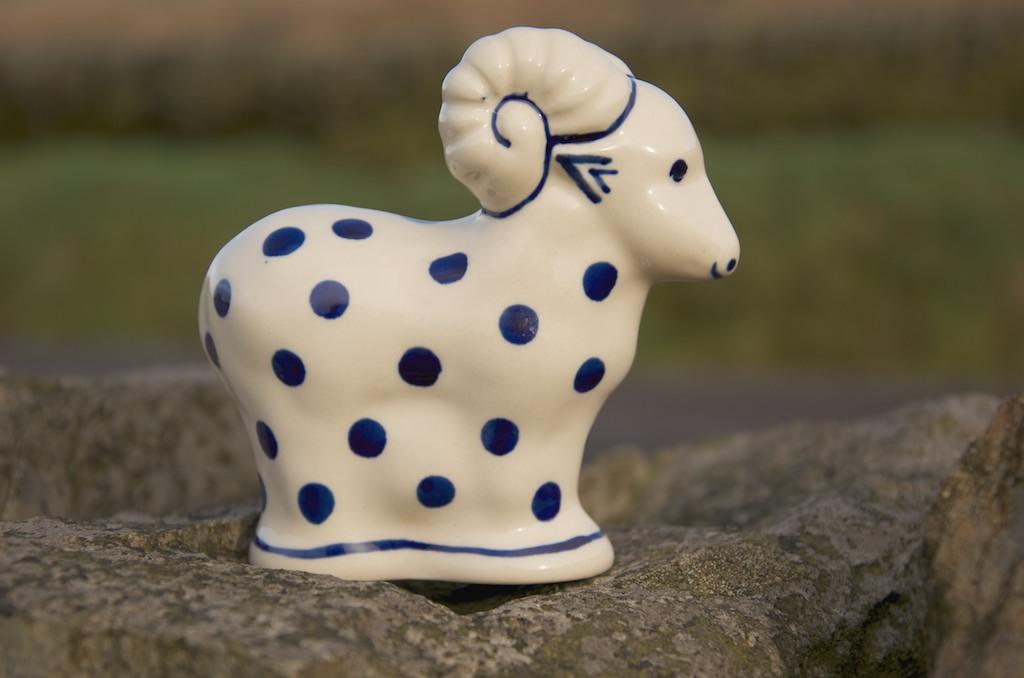 Sheep Ornament 37