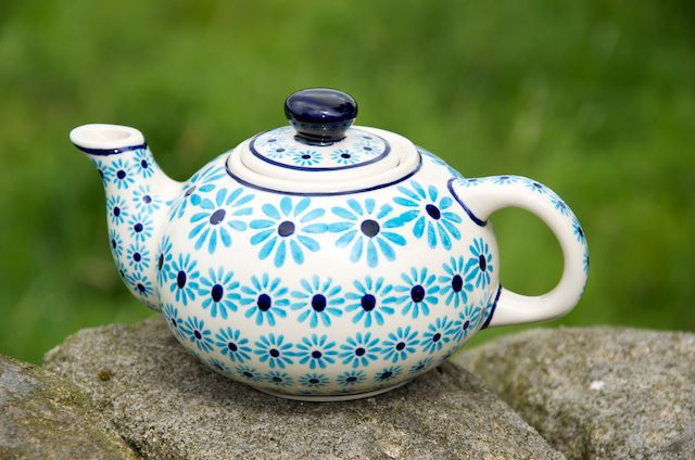 Small Teapot 428