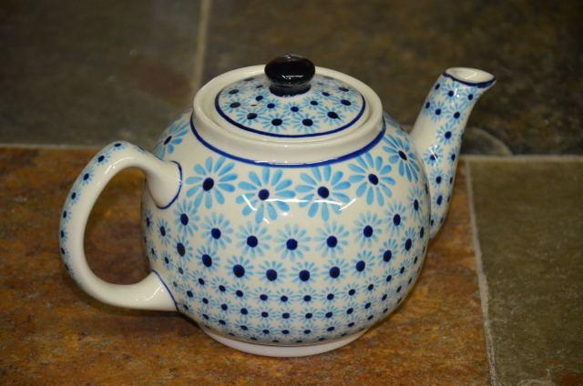Medium Teapot 966