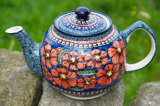 Medium Teapot 150a