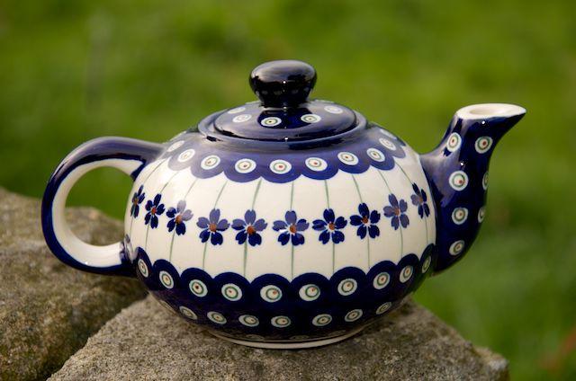 Small Teapot 166