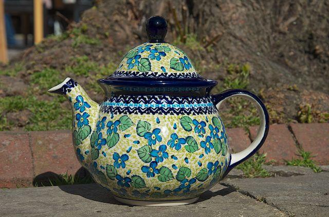 Large Teapot 248a