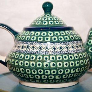 Wobbly Shaped 1.5ltr Teapots