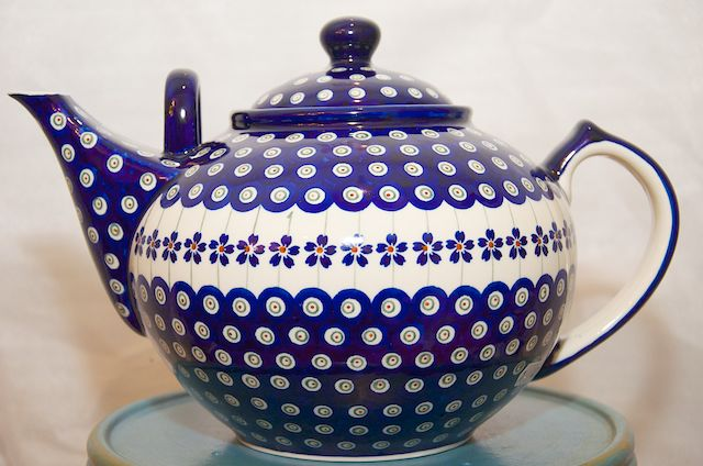 Extra Large Teapot 166
