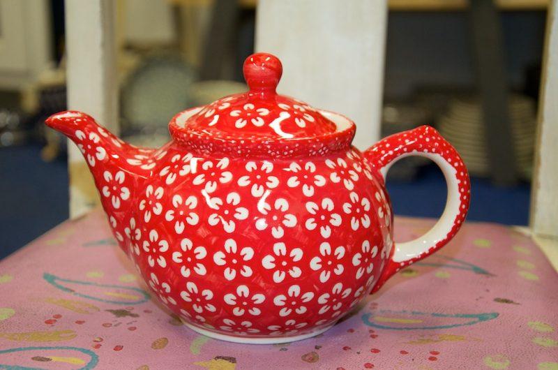 Teapots Medium Size