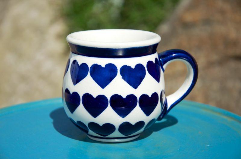 Small Round Mugs