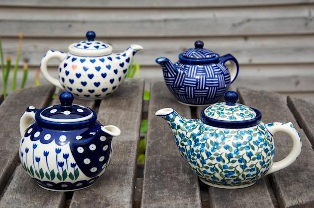 Teapots Small