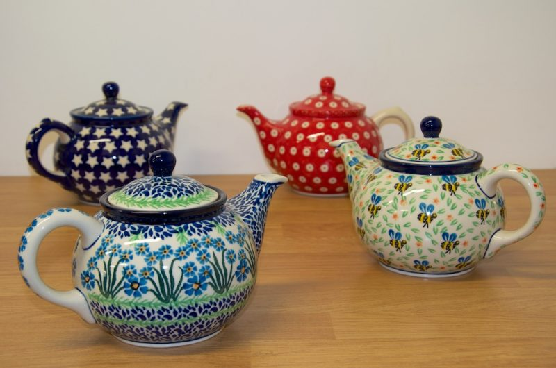 Teapots Medium Size For Two People
