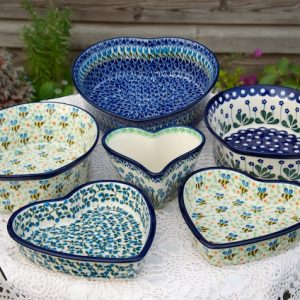 Heart Shaped Dishes