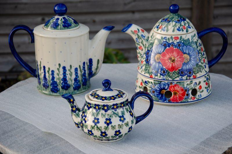 Andy Ceramika Teapots